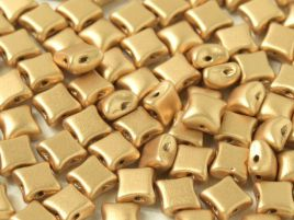 Wibeduo® 8 x 8 mm Aztec Gold 10 szt