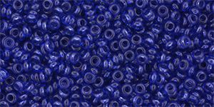 Toho Demi Round 11/0 2,2mm HYBRID ColorTrends: Transparent - Snorkel Blue TN-11-YPS0057 gram