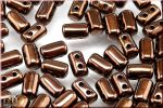 Rulla 3x5 mm Metallic Bronze 10 gram