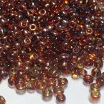 Koraliki Rocail Czech Beads 8/0 Magic Line Copper Orange 10 gram