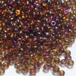 Koraliki Rocail Czech Beads 8/0 Magic Line Copper Violet 10 gram