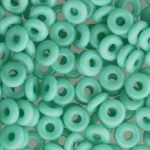 O bead ® 1 x 3,8 mm Jade  5 gram