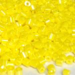 Preciosa Hex Lustered Yellow 1,9 mm 10 gram