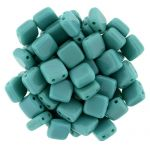 CzechMates Tile Bead 6mm Persian Turquoise 20 szt.