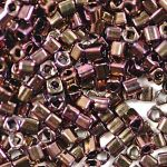 Toho Cube 1,5 mm Higher Metallic Amethyst TC-01-502 5 gram