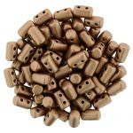 Rulla 3x5 mm Matte - Metallic Bronze Coppe - 10 gram