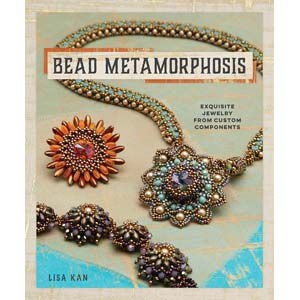 BEAD METAMORPHOSIS -  LISA KAN -  1 szt