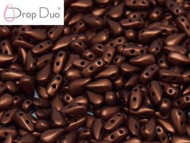 DropDuo® 3x6 mm Copper - 20 szt