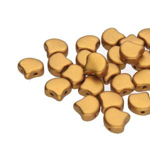 Ginko 7,5 mm Bronze Gold - 20 szt