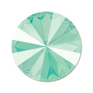 Swarovski Rivoli 12mm  Mint Green 1122 1 szt.