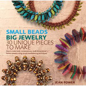 SMALL BEADS BIG JEWELRY  - JEAN POWER 1 szt