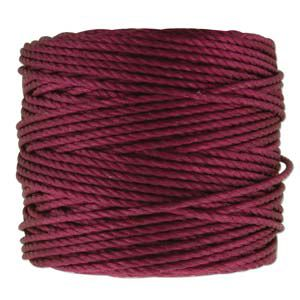 SuperLon S-LON MACRAME CORD TEX 400 Wineberry 35 yard (ok32m) - 1 szt