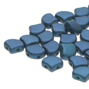 Ginko 7,5 mm CHATOYANT SHIMMER TEAL BLUE  - 20 szt